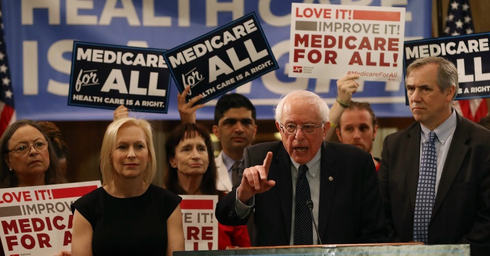 I Have 'Some of the Best' Health Insurance a Union Member Can Get, But I Would Trade It Today for Medicare for All