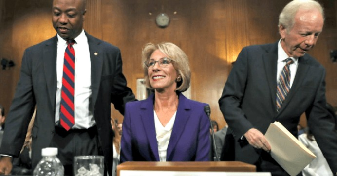 What Betsy Devos Calls Education >> What Betsy Devos Calls Education Transformation Is Actually Public