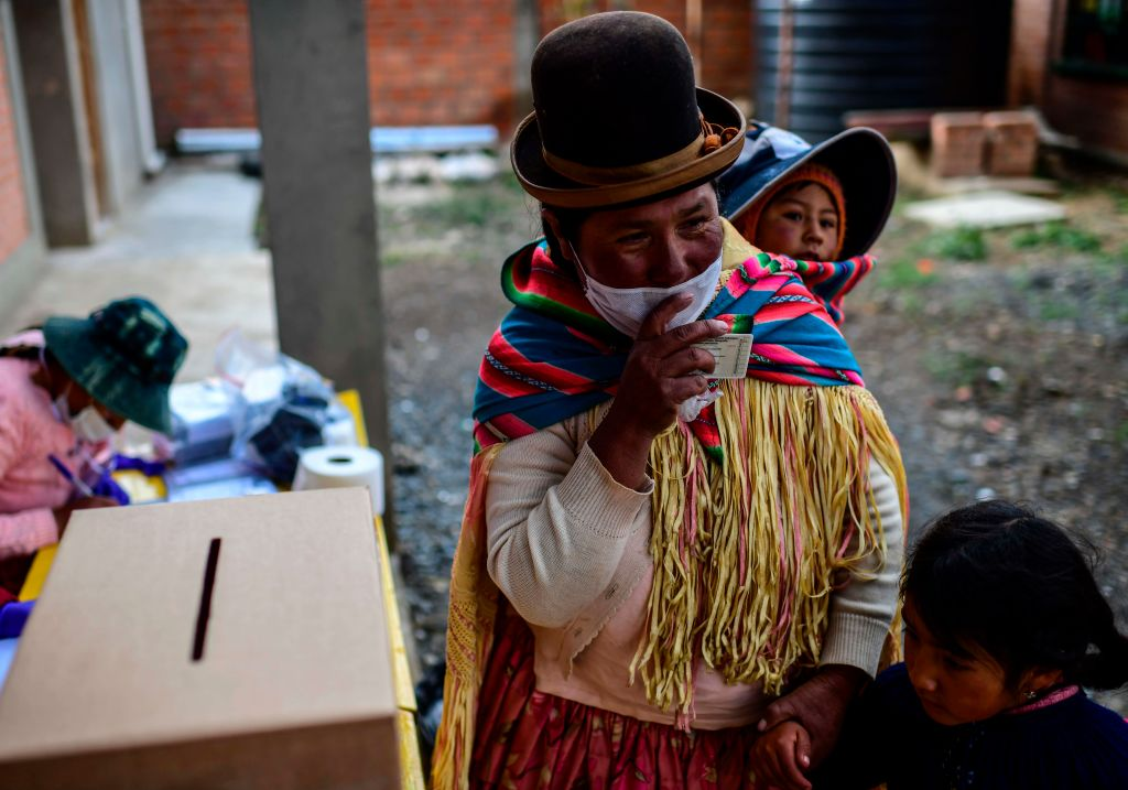 Ending Regime Change—in Bolivia and the World