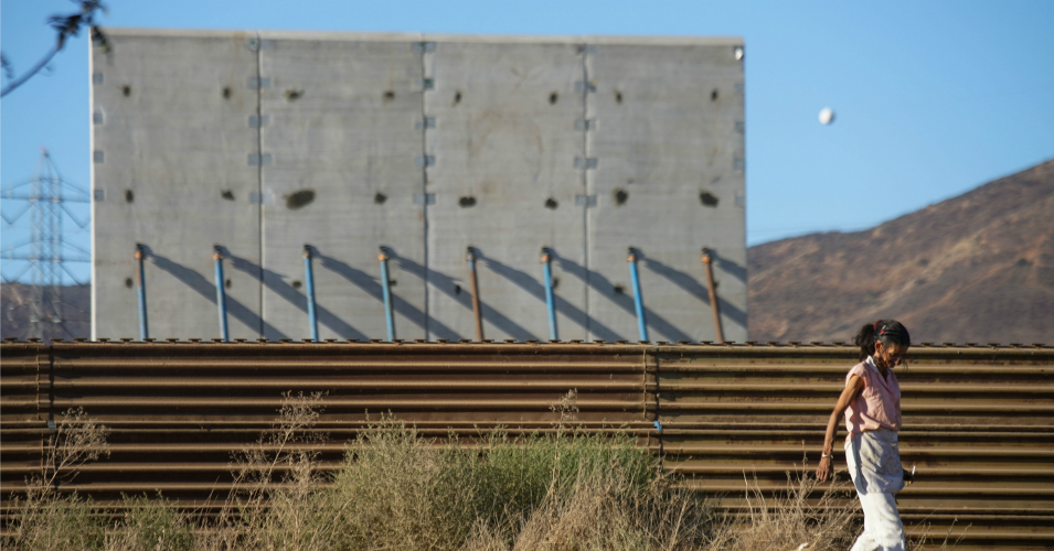 Trump Found a Different Way to Build His Wall