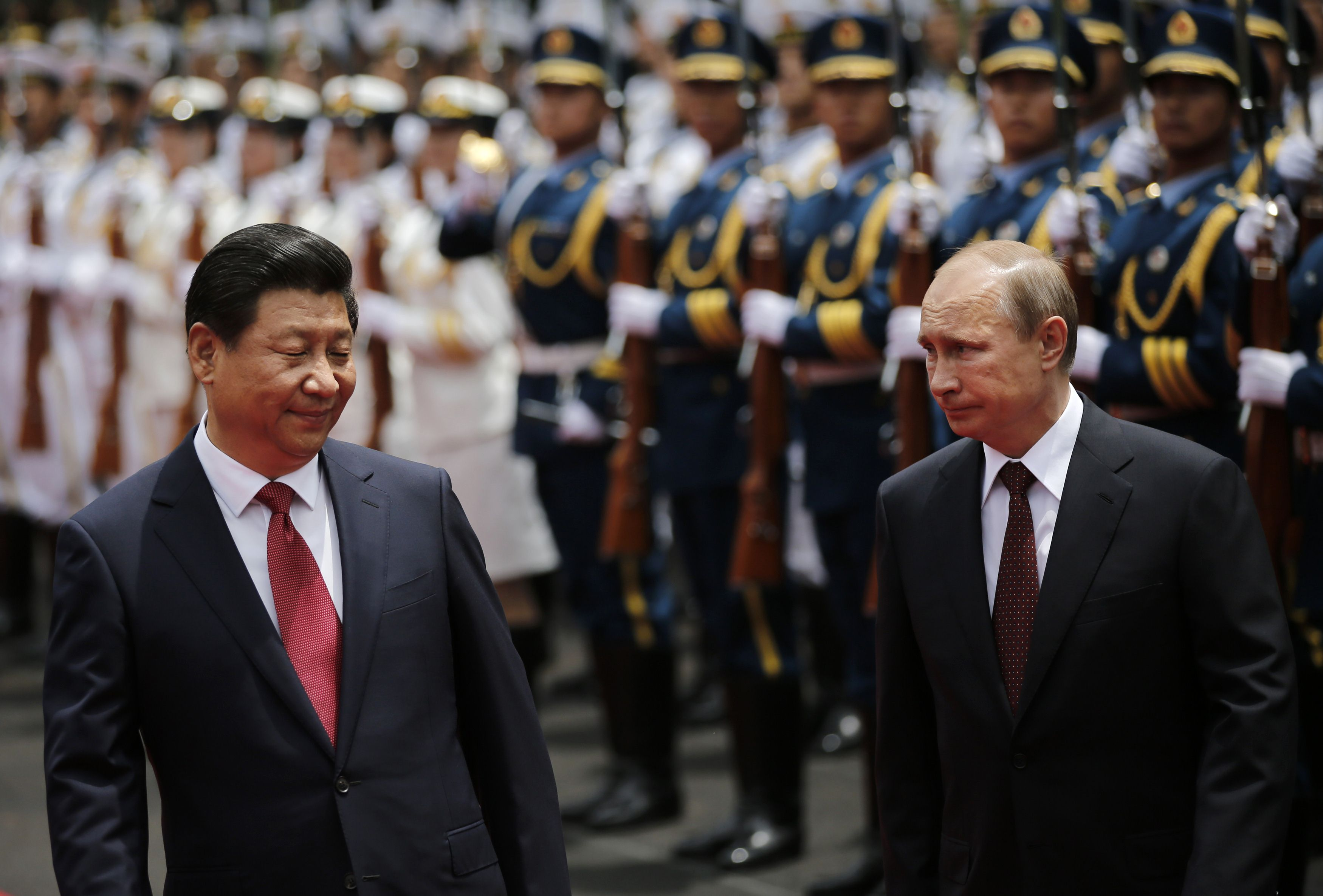 china and russia China and russia could jointly implement other railway projects in central asia, a region that jiang says offers great potential for china-russia cooperation rather than competition these suggestions mirror the tone of the official announcement on pairing the eurasian economic union and the silk road economic belt, which was signed at the.