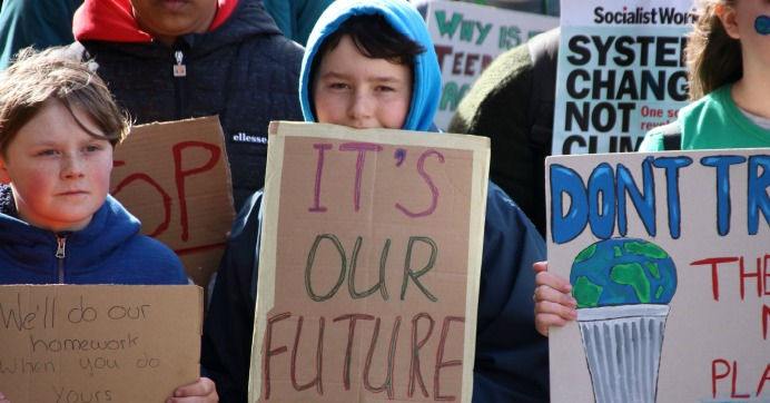 """""""They'll Give Me a Detention but It'll Be Worth It""""—A Climate Scientist Interviews His Climate Striking Daughter"""