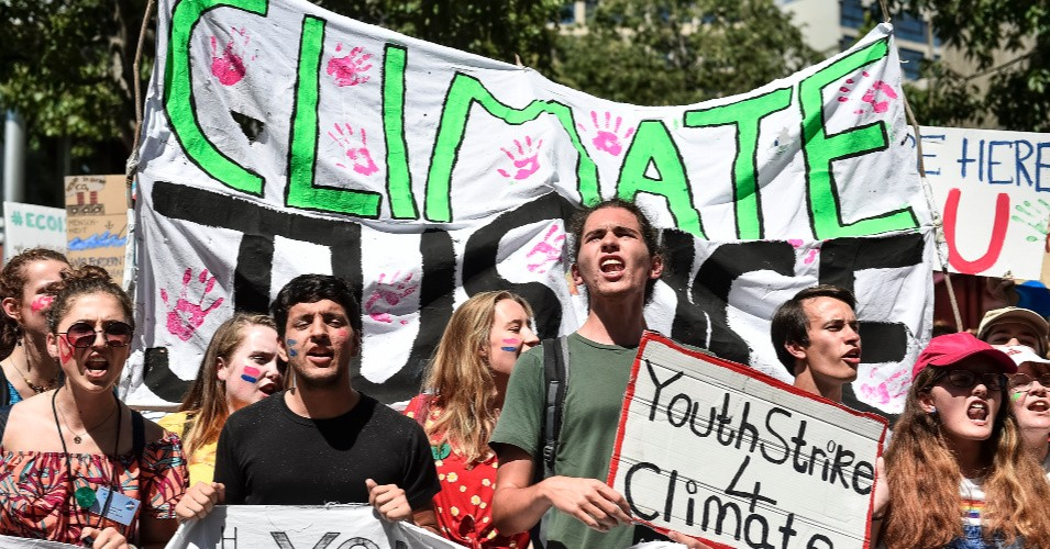 Parents, Time to Misbehave and Climate Strike with Your Kids