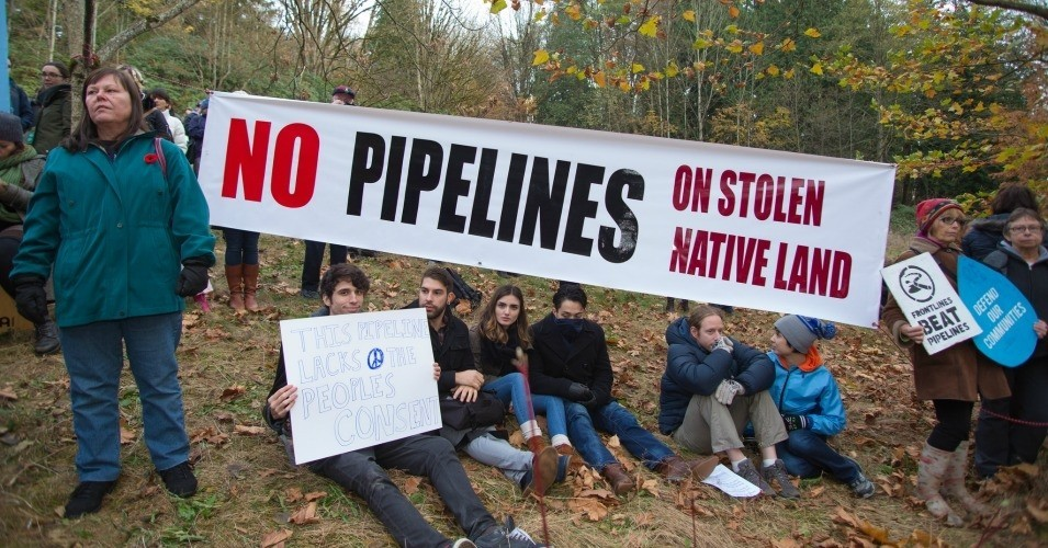 Who's Insuring the Trans Mountain Pipeline?