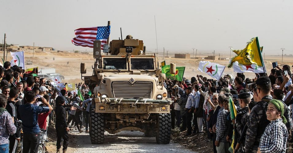 Turkey, the Kurds, and Lots and Lots of US Weapons
