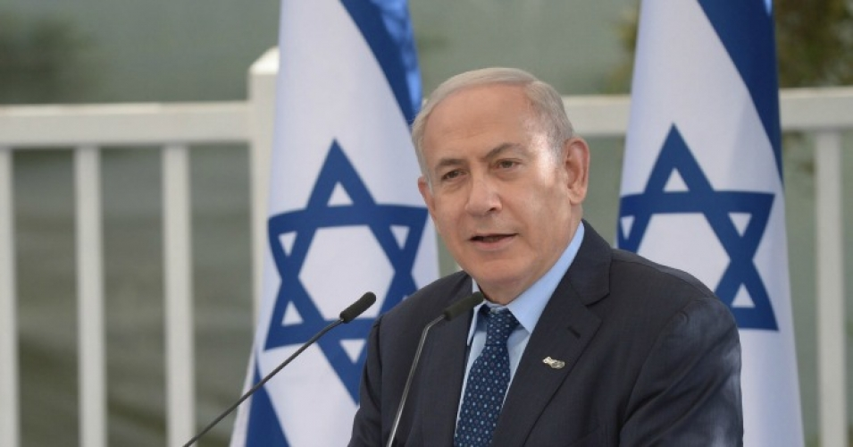 In Wag the Dog Move, Indicted Israeli PM Netanyahu Moves to Annex 25% of Palestinian West Bank