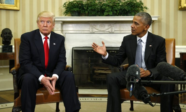 Trump obama and the future of targeted killing common - When is obama out of office ...
