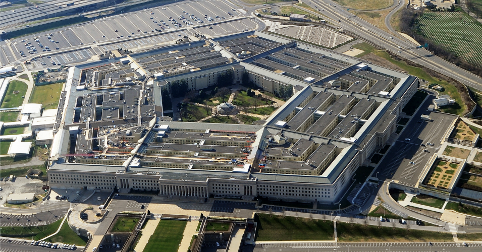 The Pentagon, First, Last, and Always