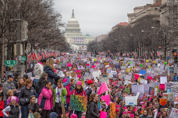 When Protests Are Powerful, The Powerful Punish Protest