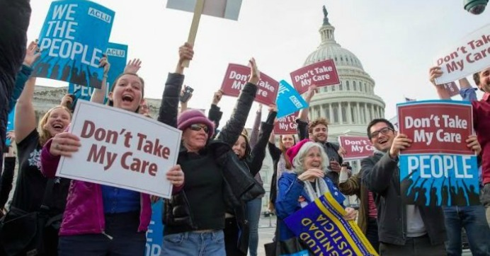 Our Fight for Health Care During Recess and Beyond