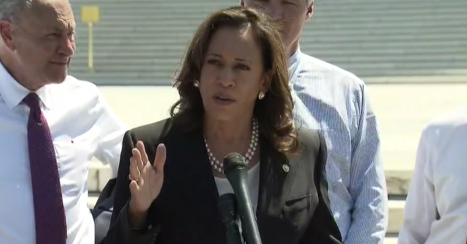 Kamala Harris and the Rest of Us Will Regret Portraying Civil Rights as a National Security Issue