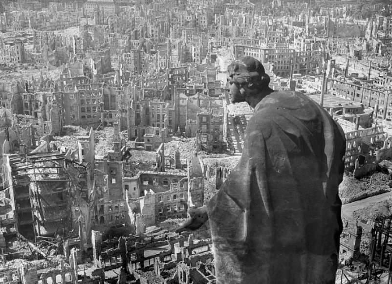 The Beasts and the Bombings: Reflecting on Dresden, February 1945