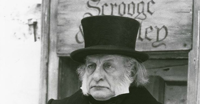 In Time For Christmas A Social Security Plan Only Scrooge