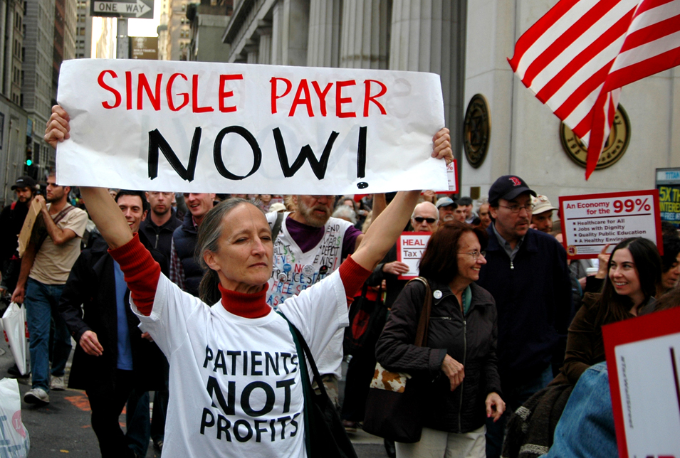single payer healthcare system in the us economics essay The management of type ii diabetes mellitus in the face of the healthcare system  should the us adopt a national health care plan  a single-payer system,.
