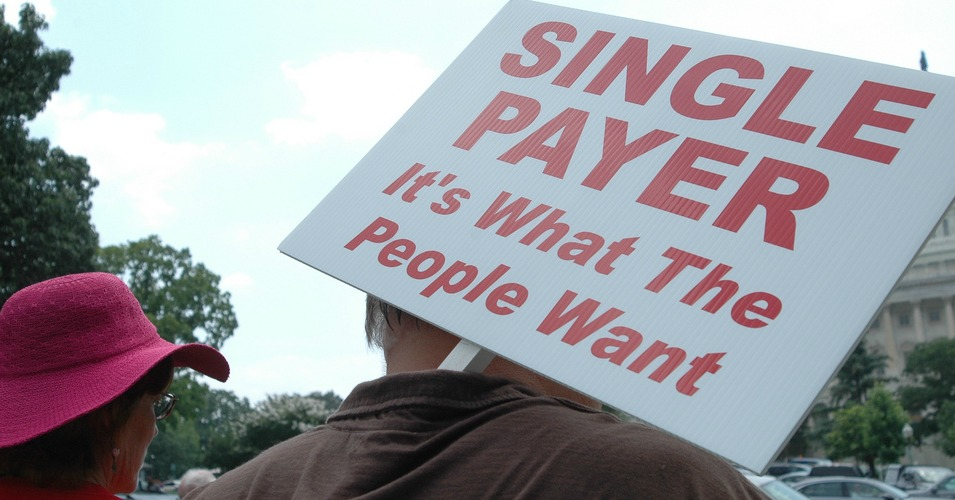 single payer healthcare Definition of single-payer health care: health services provided by a variety of  public and/or private organizations but billed to a single entity in policy.