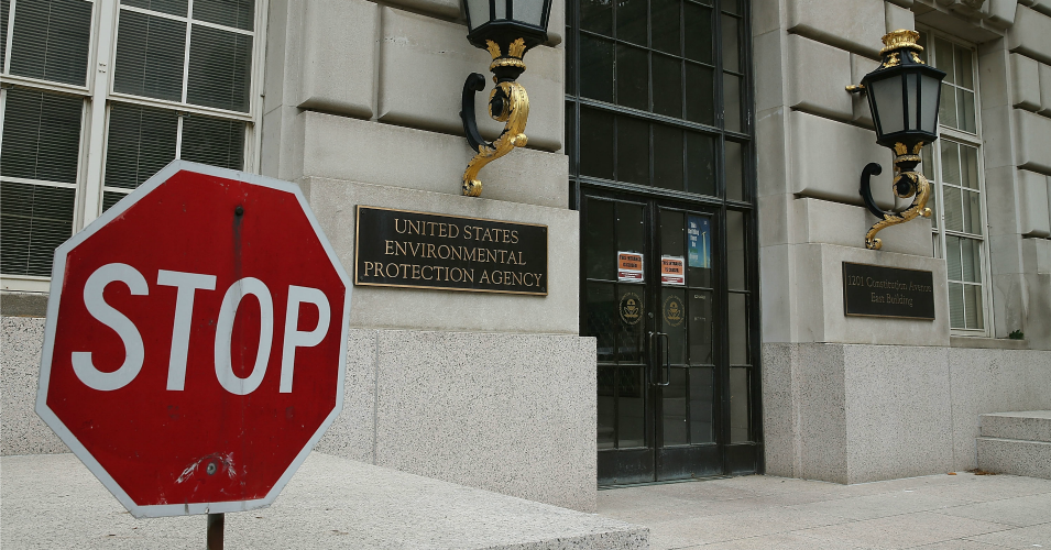 The EPA's War on Science Continues