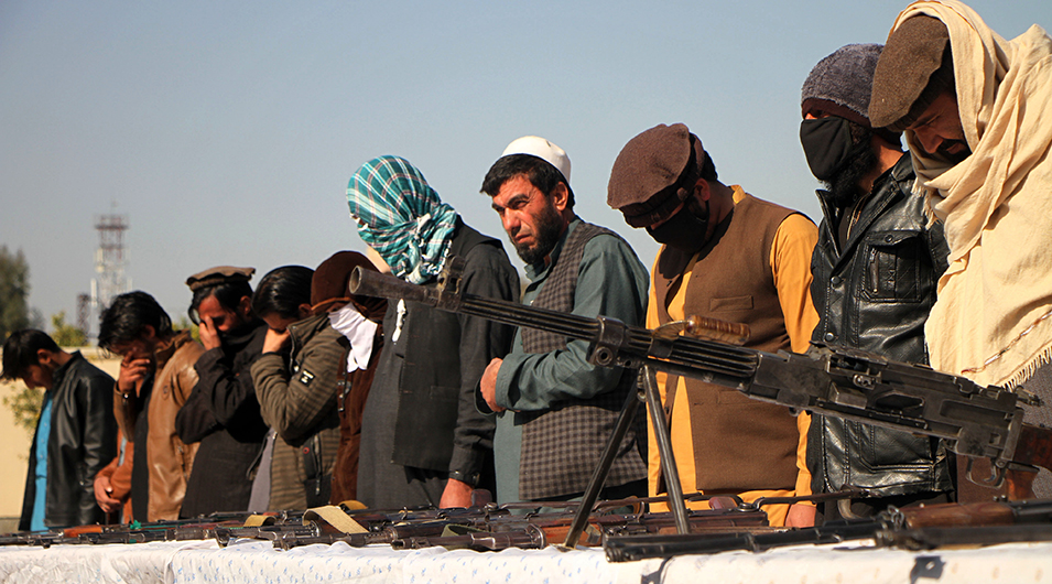 """Afghan Troops Say Taliban are Brothers and War is """"Not Really Our Fight"""""""