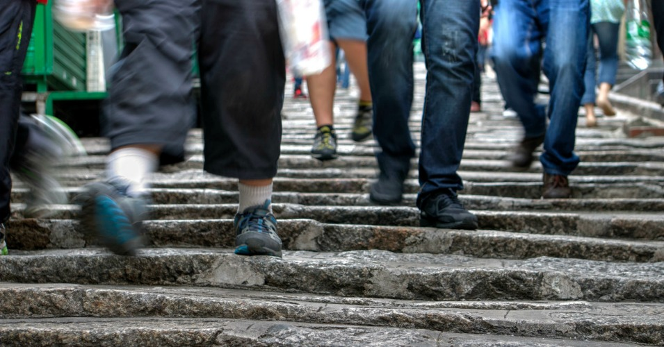 Walking is Going Places: Foot Power, Happiness, and the ...