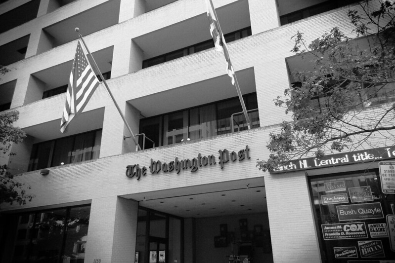The U.S. Government Lied About the Afghanistan War. They Couldn't Have Done It Without Lapdogs Like the Washington Post