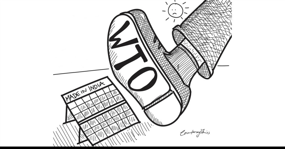 The Wto Just Ruled Against India S Booming Solar Program