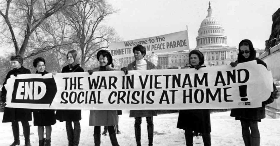 history of the anti vietnam movement in the united states Which statement is false an anti-vietnam war movement took place in the united states a formal settlement ended united states involvement in the vietnam - 316734.